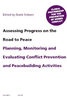 What is a thesis about peace and conflict in A Separate
